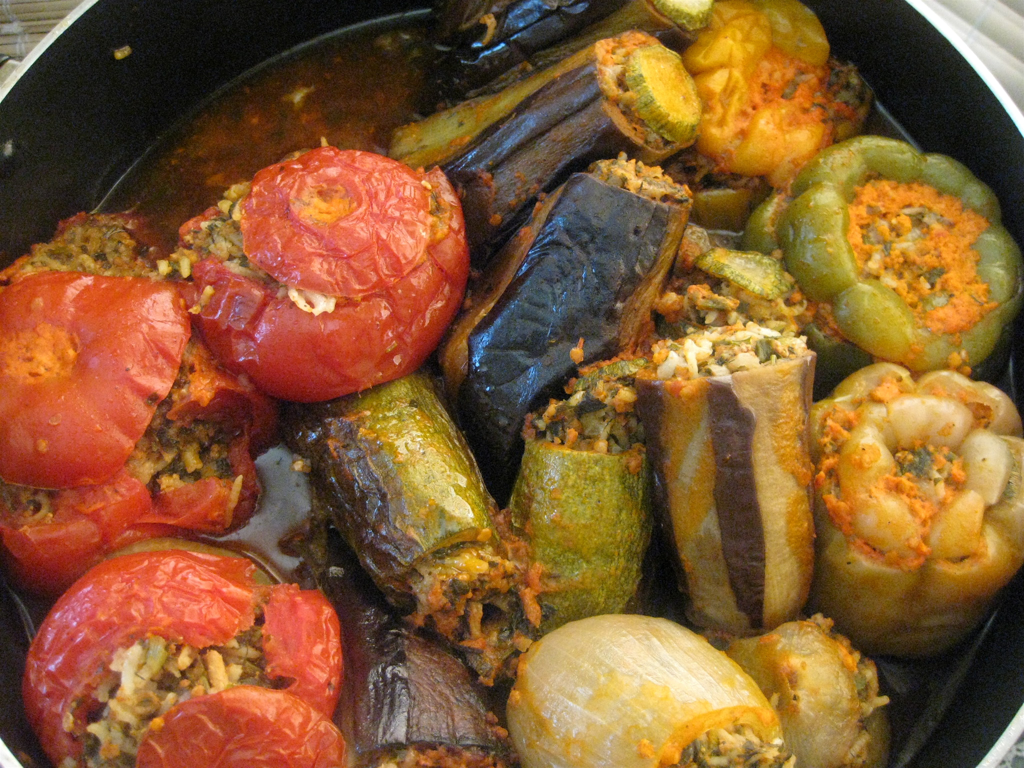 Turkish dolma for Cuisine thesaurus