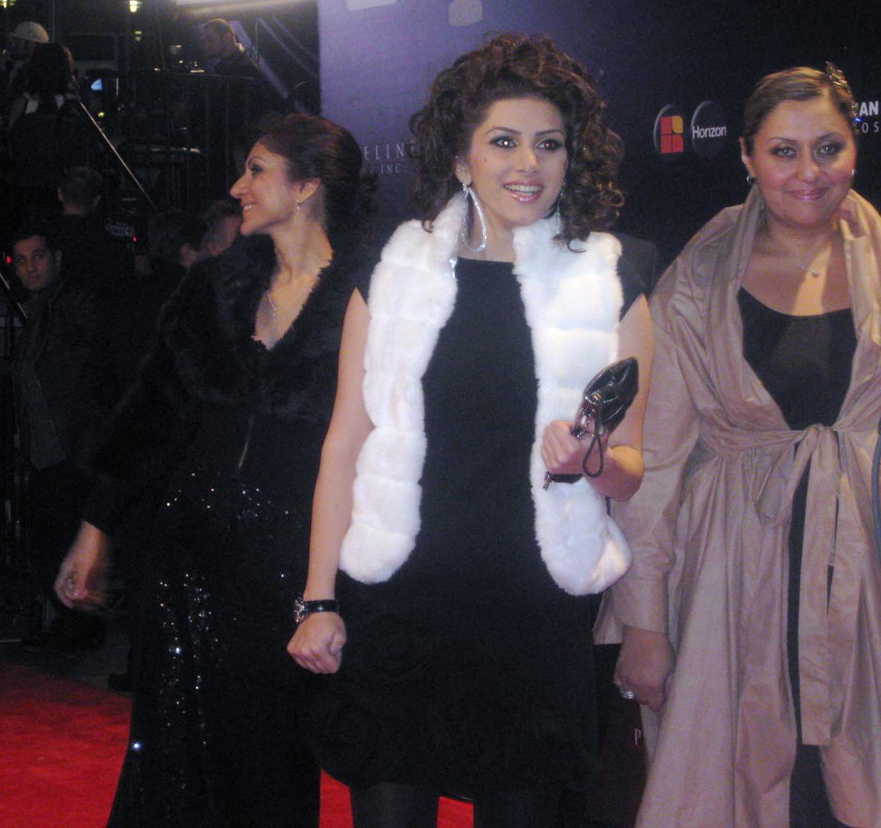 Nune Yesayan, Sofi Mkheyan and Shushan Petrosyan