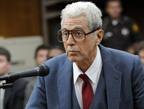 "Al Pacino portrays Dr. Jack Kevorkian in a scene from the HBO original film, ""You Don't Know Jack."" AP Photo/HBO, Abbot Genser"