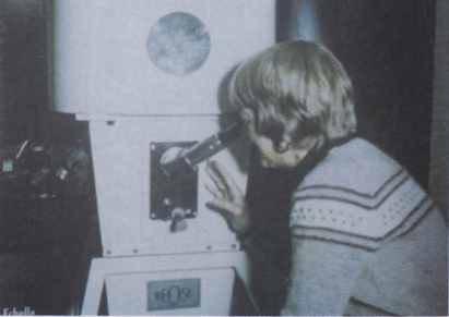 1979-Using a Echelle Spectograph