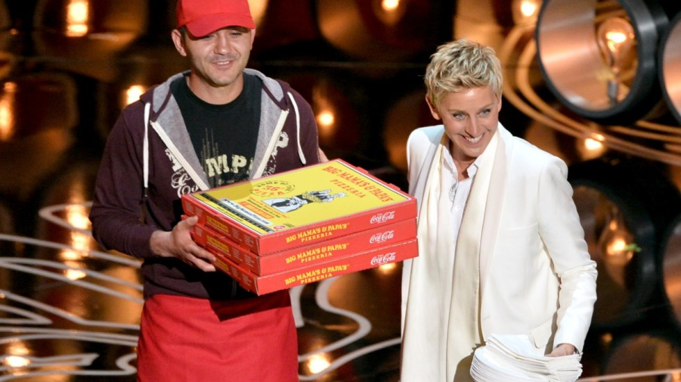 Armenian-Owned Big Mama's Pizzeria Delivers Pies, Laughs at Oscars