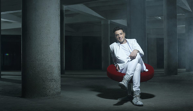 'Not Alone:' Armenia Enters Eurovision 2014 with Aram MP3′s Romantic Ballad